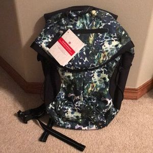 NWT Lululemon Run All Day Backpack